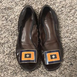 Tory Burch flats ! Perfect condition